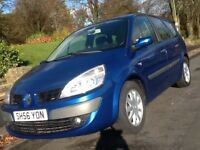 2007 RENAULT GRAND SCENIC DYNAMIQUE 2.0 AUTOMATIC 7 SEATER IN SUPERB CONDITION
