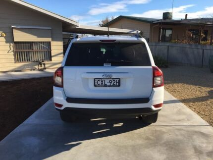 2014 Jeep Compass West Wyalong Bland Area Preview
