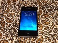 Refurbished IPhone 4 - 16gb - Black - Unlocked