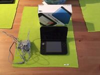 Nintendo 3DS XL Blue - Boxed - Very good condition