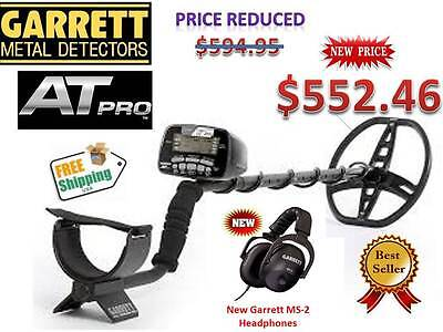 GARRETT AT PRO METAL DETECTOR - OUR BEST SELLING DETECTOR - FREE (Best Selling Metal Detector)