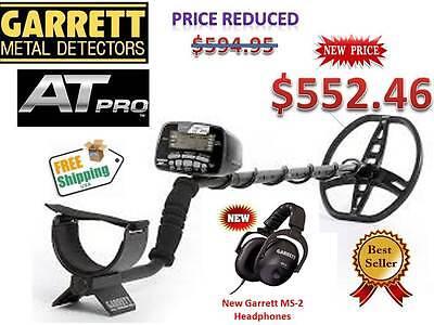 GARRETT AT PRO METAL DETECTOR - OUR BEST SELLING DETECTOR - FREE