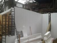 vertical ICF foundations