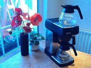 Bravilor Bonamat novo Filter Coffee Machine / 2  Glass Decanters