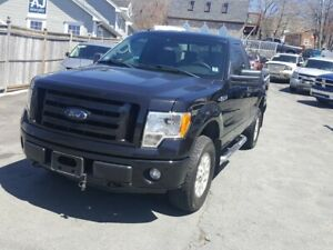 2013 Ford F-150 STX shorty and sporty 6 cyl auto ps .pb air c...
