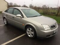 2003 Vauxhall Vectra 1.8i Club*** NEW MOT/FULL SERVICE HISTORY***