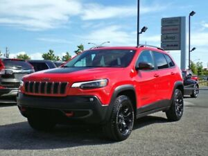 Jeep Cherokee Trailhawk 4x4 2019 TOIT PANO/GPS