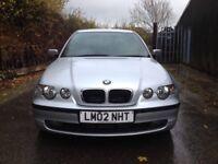 2002 BMW Compact Diesel