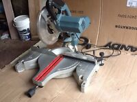 Mitre saw compound heavy duty
