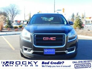 2013 GMC Acadia - BAD CREDIT APPROVALS