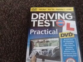 Driving Test Practical DVD