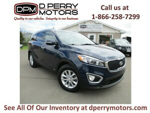 2016 Kia Sorento LX | AWD | Heated seats | Bluetooth | Cruise |