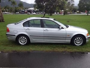 BMW 323i  E46 Auto Sedan 1999 Bayview Heights Cairns City Preview