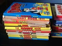 ANNUALS DANDY BEANO FOR SALE