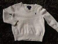Boys Ralph Jumpers