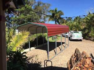 W6 Transportable Shade Sheds Emerald Central Highlands Preview