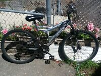 Supercycle VICE 26 FS (Full Suspension) Mountain bike for parts