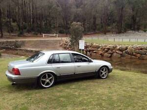 2001  V8 Ford Fairlane SELL OR SWAP Byford Serpentine Area Preview