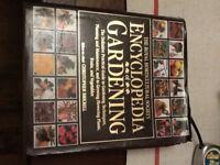 The Royal Horticultural Encyclopedia of Gardening Book