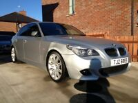 BMW 535d M-Sport 2005 immaculate condition, fsh,