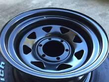 Sunraysia Rims, Dynamic Wheels, King Wheels Steel Rims Brisbane City Brisbane North West Preview