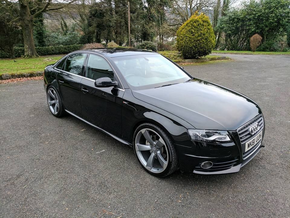 2011 audi a4 s line quattro 2 0 tdi 170 finance available in newry county down gumtree. Black Bedroom Furniture Sets. Home Design Ideas