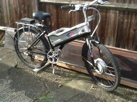 ELECTRIC BICYCLE - NEEDS ATTENTION