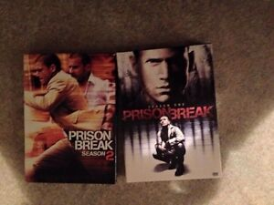 2 saisons prison break