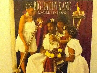 BIG  DADDY   KANE       LP       LONG  LIVE   THE    KANE