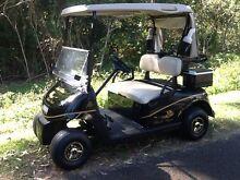 """BLACK MAGIC"" 2011 golf cart/buggy & NEW TRAILER Tamborine Mountain Ipswich South Preview"