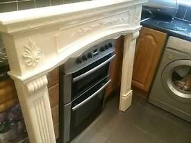 Beautiful fire surround