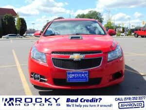 2013 Chevrolet Cruze - BAD CREDIT APPROVALS