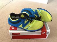 Youth boys size 6 Minimus New Balance Shoes