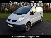 Kennedy's van service - Man with a van removal service