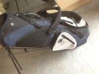 Pure Spin Golf Bag, Stand or carry.