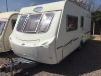 CARAVELAIR HERMITAGE 2007 YEAR,4 BERTH in very good condition,