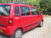 X2 Suzuki wagon, cheap Runaround