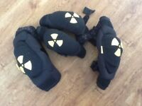 Nukeproof knee & elbow pads