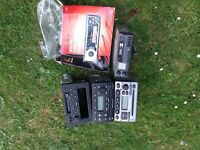 Car cd/ cassette players