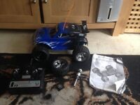 rc nitro car 1/10 4wd Monster Truck Car TEXT ONLY OR EMAILS ONLY THANKS