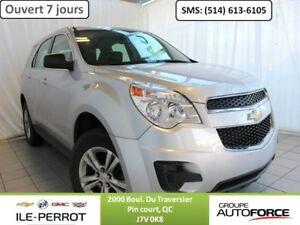 2014 CHEVROLET EQUINOX FWD LS MAGS, BLUETOOTH, IMPECCABLE!!