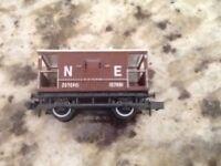 Model railway train brake van