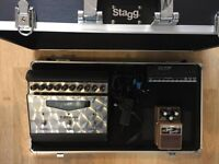 Various Guitar Pedals- Fender, HK, Nordell, Stagg