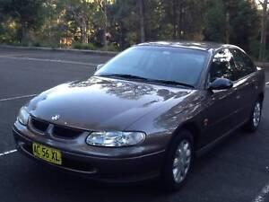 1998 Holden Commodore Executive Sedan V6 3.8L Auto Crows Nest North Sydney Area Preview