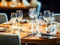 Full Time Waiter/Waitress/Bar Staff
