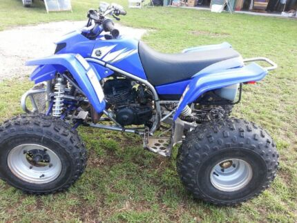 2006 Yamaha Blaster Quad Bike Stanthorpe Southern Downs Preview