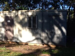 Site shed office Ingleburn Campbelltown Area Preview