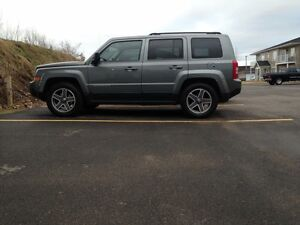 Jeep patriot 2011 édition north