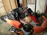 NSR 125R Go-Kart Shifter Kart manual 125cc 2 Stroke