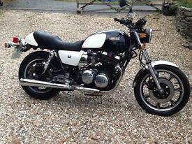 Yamaha xs1100 year 1981